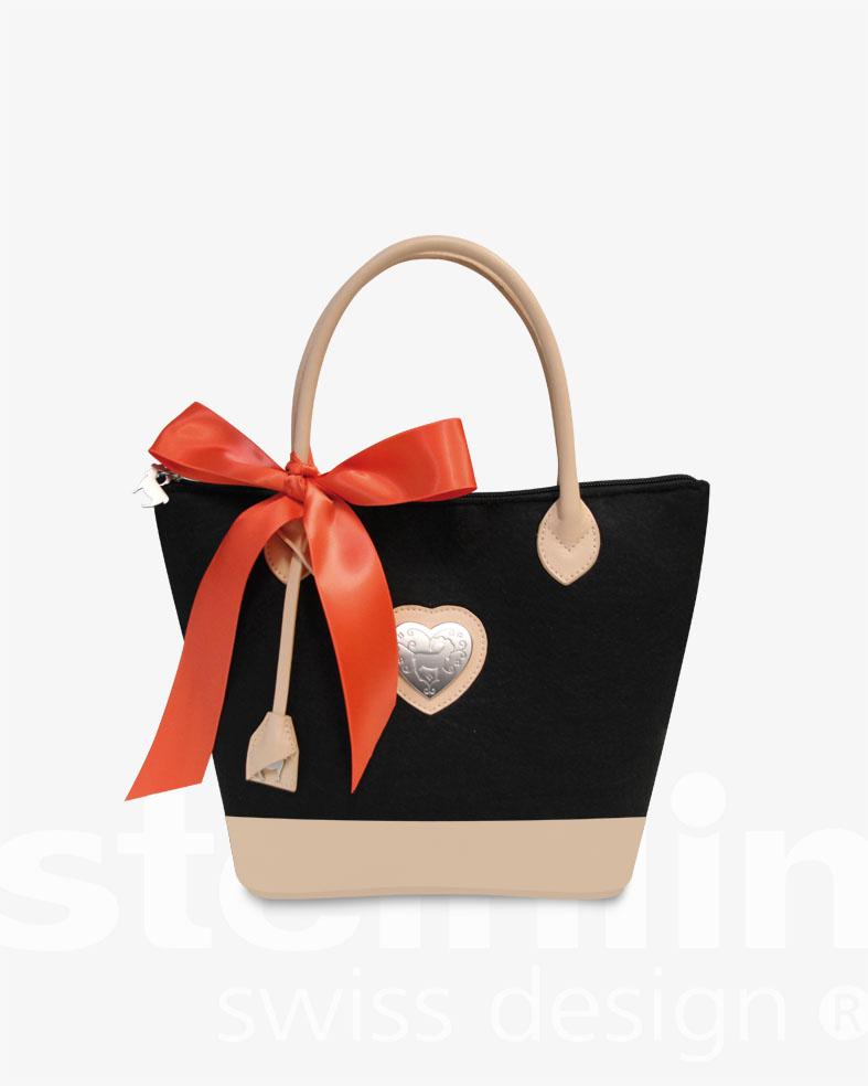 ced33e1be8a30 Startseite   Mode   Taschen   Filz Handtasche ...